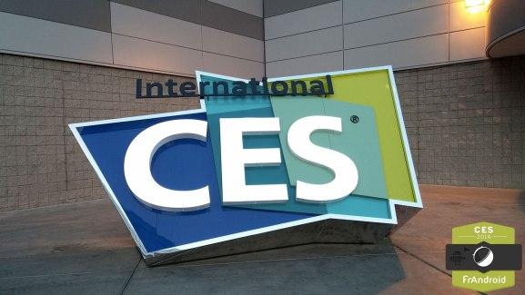 Les 5 smartphones que l'on pouvait voir au CES 2014
