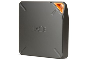 LaCie Fuel : un disque dur sans-fil de 1 To utilisable sur Android