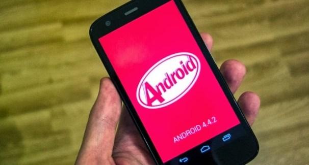 Android KitKat débarque sur les Galaxy S4, Note 3 et le LG G2 de SFR