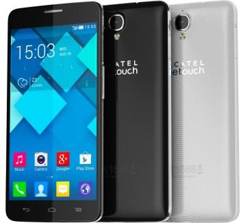 Alcatel : toutes les caractéristiques du One Touch Idol X+ dévoilées