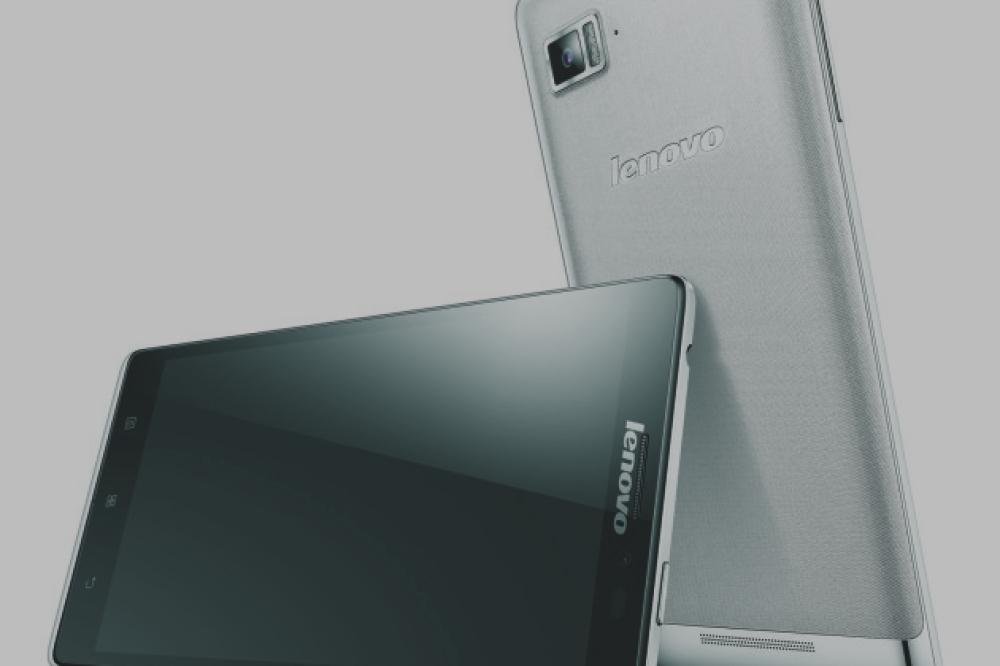 CES 2014 : Focus sur le Lenovo Vibe Z, avec son capteur 13 mégapixels f/1.8