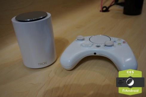 Tron : la console Android de Huawei sortira bien en France