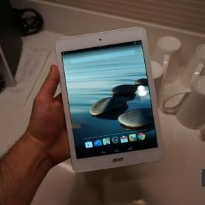 CES 2014 : Un iPad mini à 169 euros ? Non, une Iconia A1-830 d'Acer !