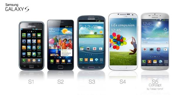 Galaxy S5 : vers une meilleure reconnaissance des gestes ?