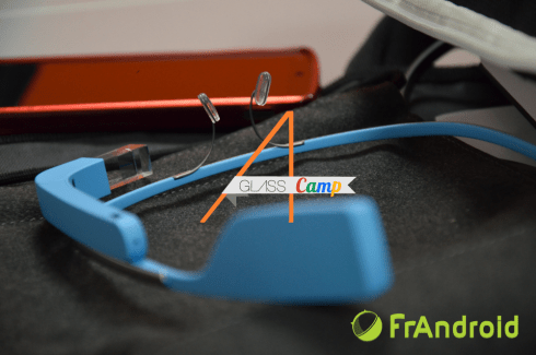#GlassCamp : compte-rendu du premier hackathon Google Glass européen