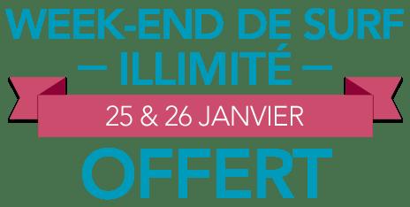 Encore un weekend de 3G/4G illimité chez Bouygues Telecom les 25 et 26 janvier !