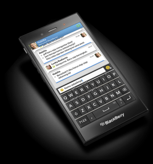 BlackBerry : deux smartphones (Z3 et Q20) et BlackBerry Enterprise Server 12