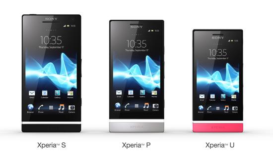 Sony ne mettra plus à jour ses Xperia S, P, U et autres terminaux