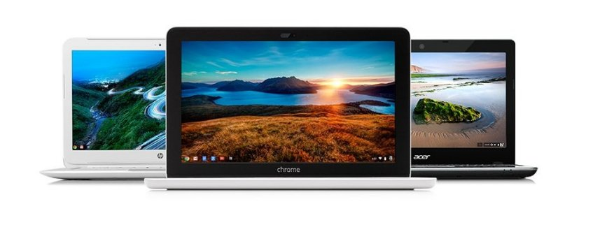 Google et VMware amènent les applications Windows sur les Chromebook