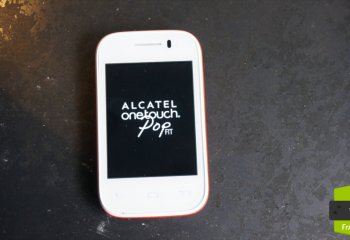 Alcatel One Touch Pop Fit, le tout petit orienté sport