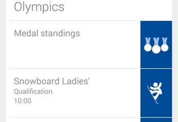 L'application Recherche Google se met à jour sur Android : commandes vocales, « Time to Leave » et Sochi 2014 dans Google Now