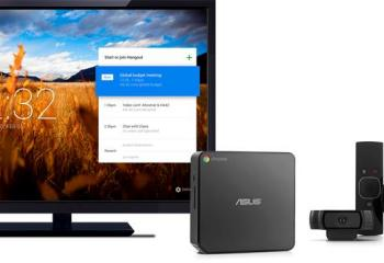 Chromebox for Meetings, la solution tout-en-un de Google pour les visioconférences