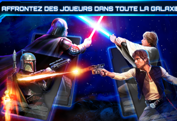 Star Wars Assault Team, un jeu Lucas Art pour Android