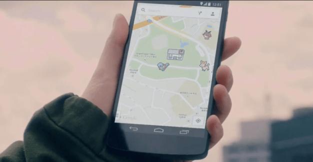 Google annonce Google Maps: Pokémon Challenge sur Android