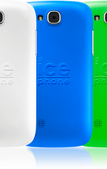 Ice Phone, le mobile conçu par Ice Watch