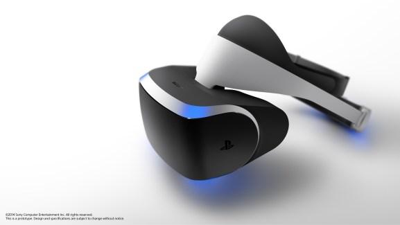Sony dévoile son casque de réalité virtuelle, le Morpheus Project