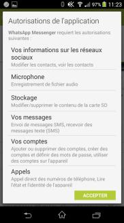 Sous pavillon Facebook, WhatsApp s'intéresse de plus en plus à vous