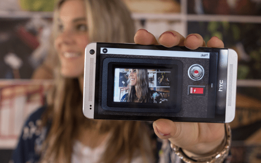 Avec iSupr8, filmez avec une caméra des années 80
