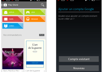 Comment installer le Google Play (Gmail, Maps) sur le Nokia X ?