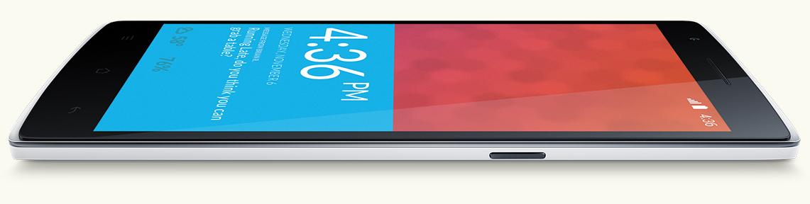 OnePlus One : un site officiel dédié et une vidéo de l'interface