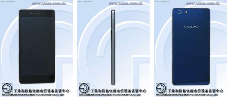 Oppo R1S : une variante 4G du R1 avec un Snapdragon 400