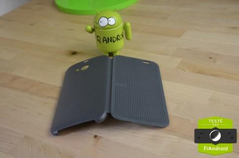 HTC One (M8) : un hack pour afficher des notifications au choix sur la coque Dot View