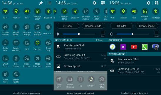 Galaxy S6 : Samsung désire créer une interface « aussi simple que sur le Nexus 6 »