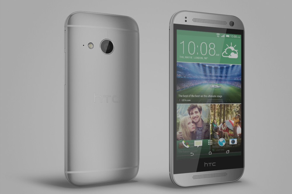 Le HTC One Mini 2 est officiel : l'aspect du M8 sans la puissance