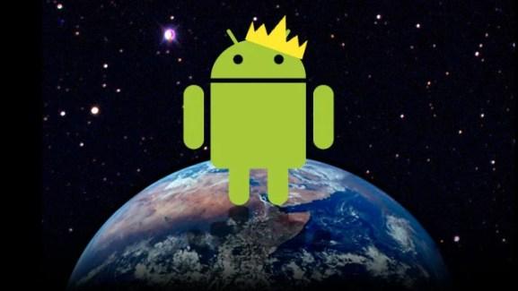 OS mobiles : les parts de marché mondiales et nationales pour la période de février à avril 2014