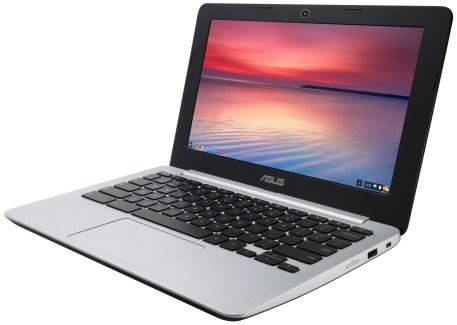 Asus dévoile deux nouveaux Chromebook