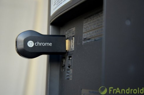 Le Chromecast utilisera désormais les ultrasons pour se connecter aux smartphones