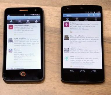 Les applications Firefox OS désormais compatibles avec Android