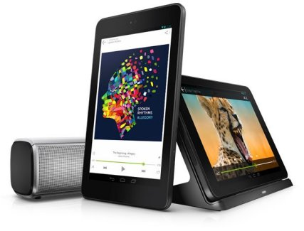 Dell annonce deux nouvelles Venue 7 et 8 tournant sous Android 4.4