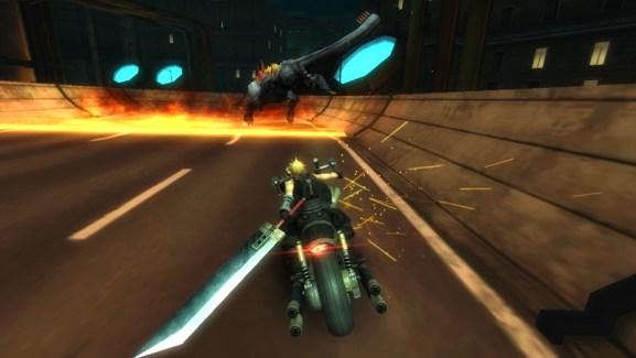 E3 2014 : Final Fantasy VII G Bike annoncé dans un trailer sur Android