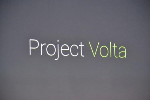 Android L : le «Project Volta» pour améliorer l'autonomie des appareils mobiles