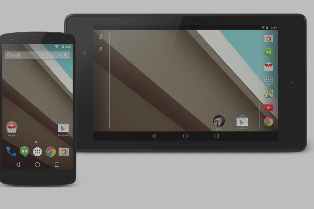 Tutorial : Installer Android L Developer Preview sur Nexus 5 ou Nexus 7 2013