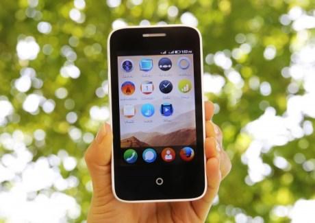 Le smartphone Mozilla sous Firefox OS à 25 euros est de retour, et c'est pour de bon