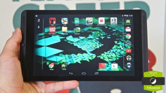 Nvidia Shield Tablet : le root, des ROM disponibles et une première mise à jour majeure