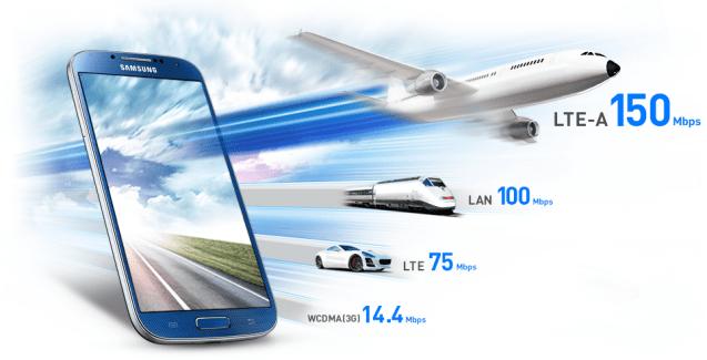 Le Galaxy S4 Advance «LTE-A» passe enfin à KitKat (Android 4.4.2) !