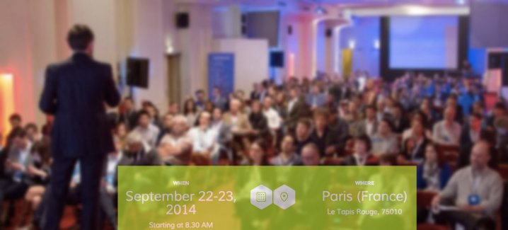 Droidcon Paris 2014 : rendez-vous les 22 et 23 septembre !
