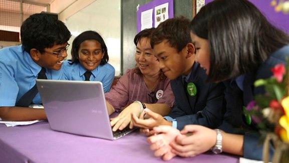 Le Chromebook séduit les écoles aux Etats-Unis
