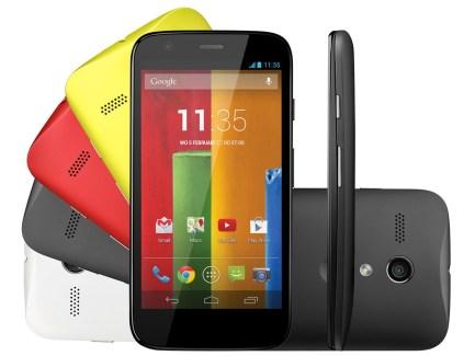 Motorola Moto G (2013) : Android 5.0 Lollipop vient d'arriver en Inde