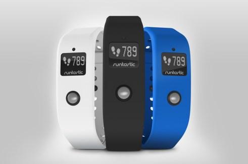 Avec Orbit, Runtastic propose son propre bracelet connecté