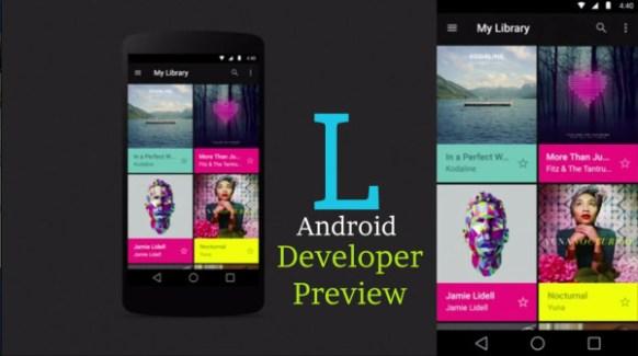 Android L : Les comptes multiples sur le même appareil se précisent