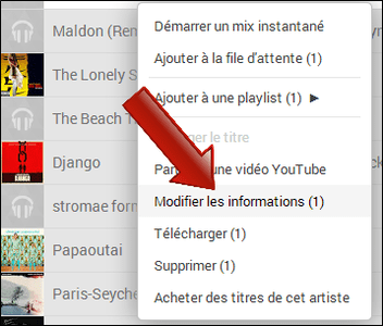 Comment éditer les tags ID3 sur Android ?