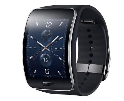 Samsung Gear S, la montre 3G autonome à l'écran incurvé