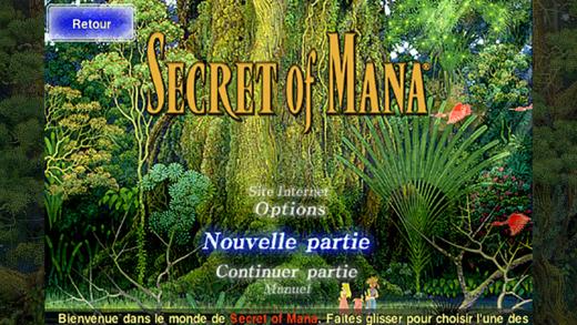 Secret of Mana : la version Android pour l'automne prochain
