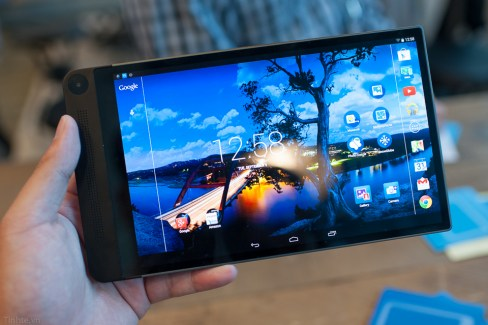 Dell Venue 8 (7000 Series) : une des plus impressionnantes tablettes Android