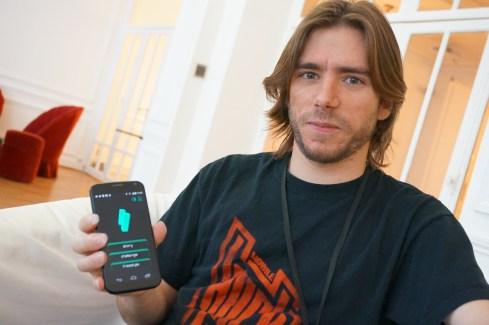 Fabien Devos (Hacked) : «Pour aller vite, il faut commencer petit»