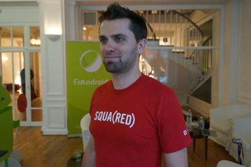 Pierre-Yves Ricau (Square) : «Google exprime clairement comment il faut faire du design»